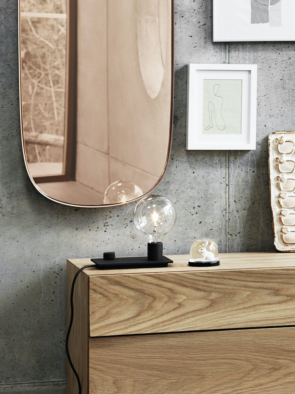 Magisk fint speil