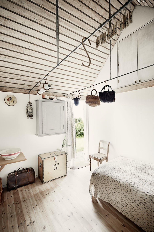 Romantisk stil på soverommet