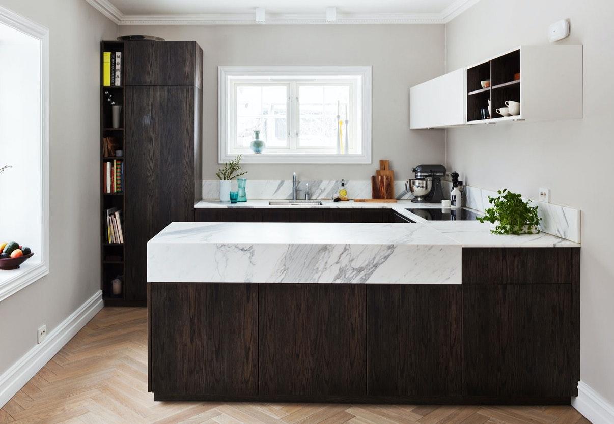 Fantastisk 5 gode grunner til å velge marmor på kjøkkenet | Bo-bedre.no MD-01