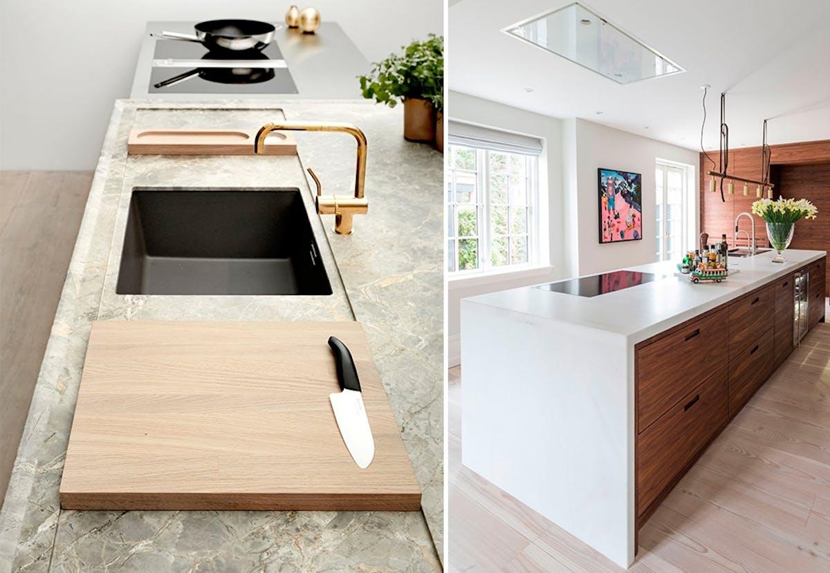 Stilig 5 gode grunner til å velge marmor på kjøkkenet | Bo-bedre.no FX-56