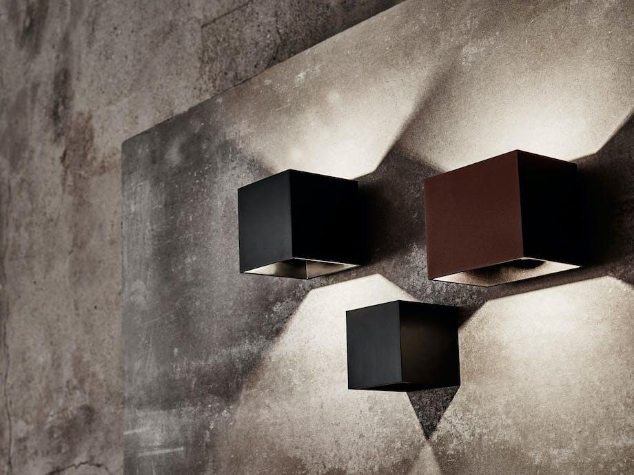 Utelamper til veggen – med LED