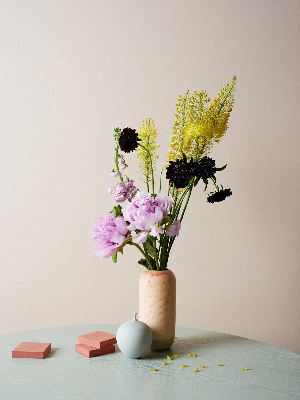 3. Eklektisk blomstermiks