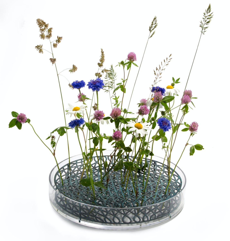 8. Blomstereng på bordet