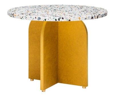 Bord med kule kontraster