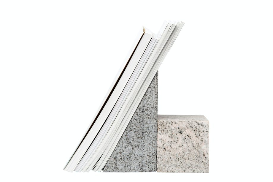 Bokstøtter i norsk design