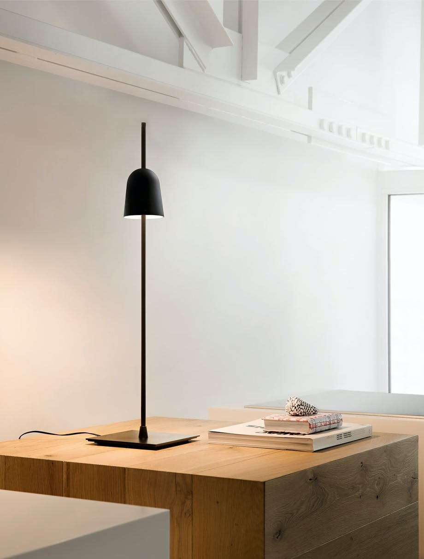 Norskdesignet bordlampe vant designpris
