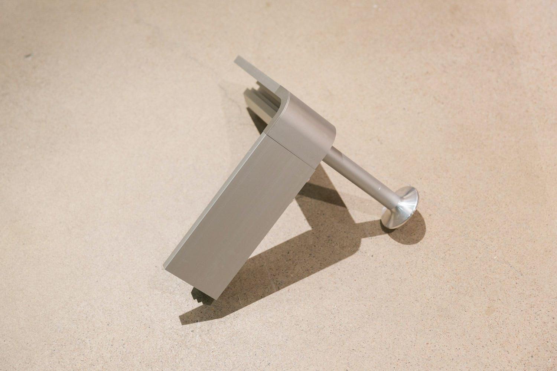 Stolbein fra samarbeidet mellom Ikea og designer Tom Dixon