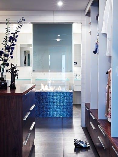 4. Gasspeis på badet