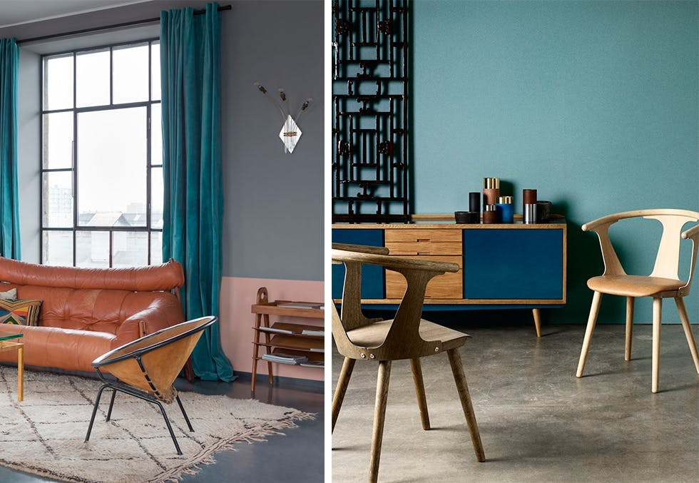 Kan du kunsten å skape kontrast i interiøret? Her er interiørarkitekt Trond Ramsøskars beste tips til å få din egen personlige stil.