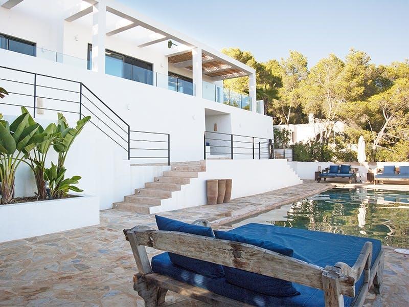 7. Drømmehus på Ibiza