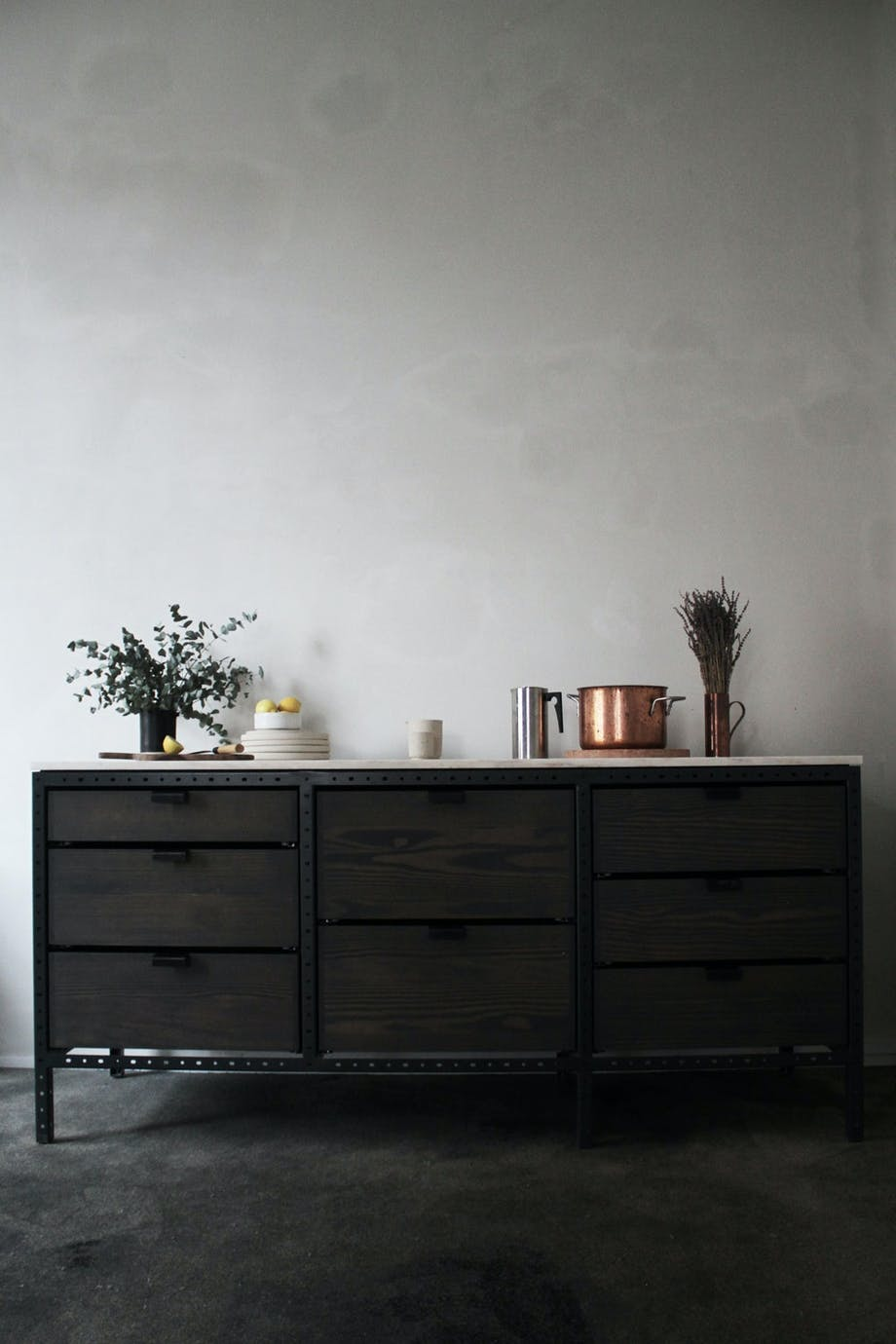 Moderne møbelkjøkken