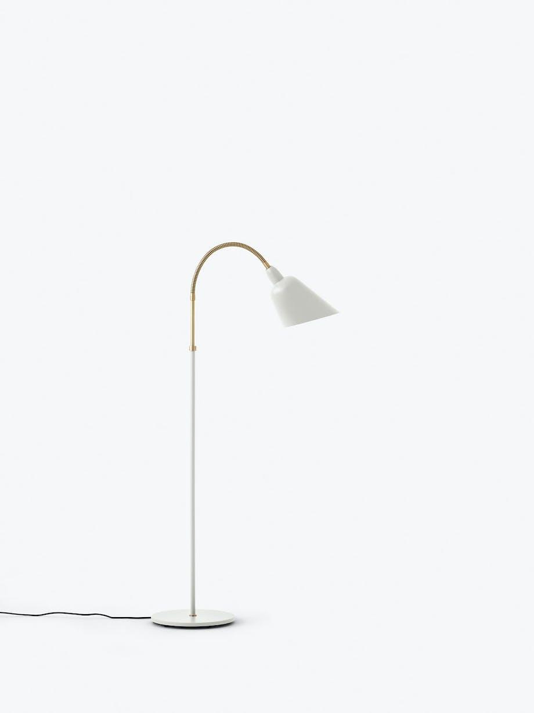 Gulvlampe, Bellevue AJ7, design Arne Jacobsen