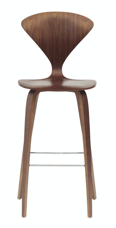 Barkrakk Cherner bar stool, design Norman Cherner, 6900 kr, Cherner.
