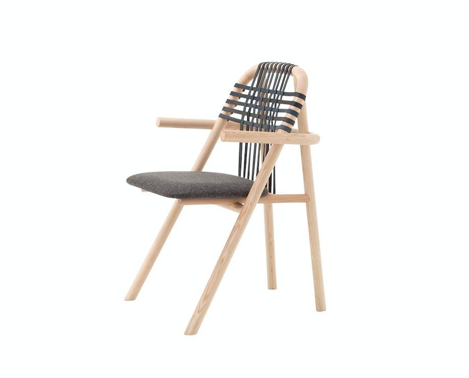 Spisestuestol Unam, design Sebastian Herkner,  6830 kr, Very Wood.