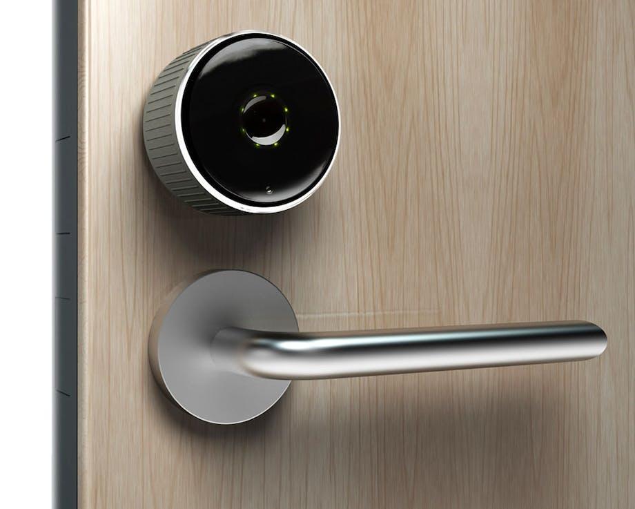 Lås opp uten nøkkel