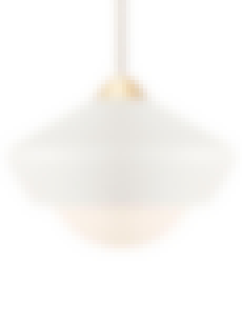 Fin og spennende designerlampe.