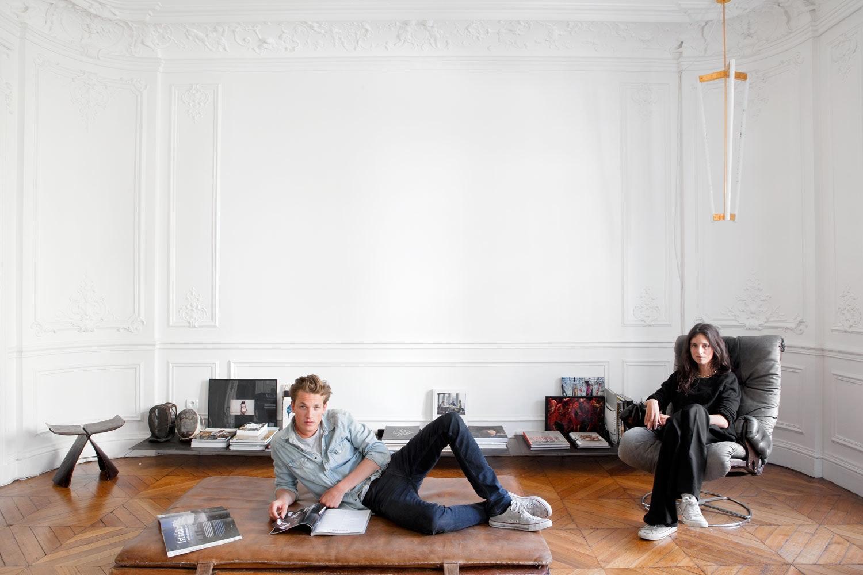 Wonderful Velkommen til et vakkert og klassisk hjem i Paris | Bo-bedre.no HB-37