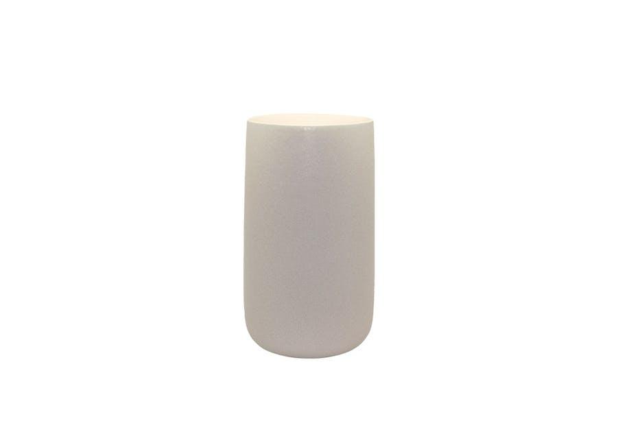 Grå vase