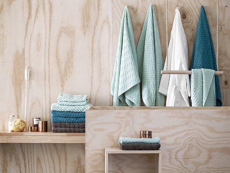 Fine håndklær til budsjettpris