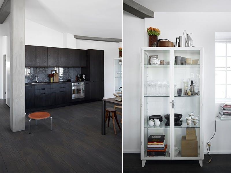 Stort allrom - lite kjøkken