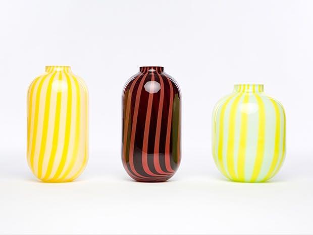 Fine og fruktige vaser