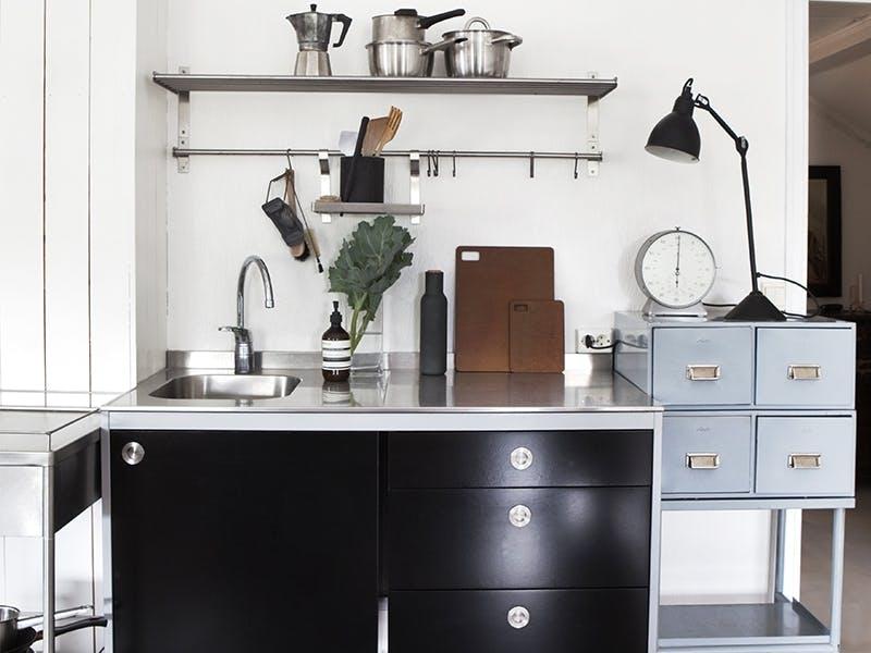 Kjøkken i moduler