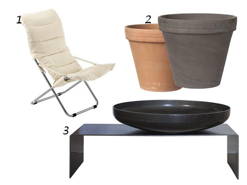 Tre steg mot samme stil: