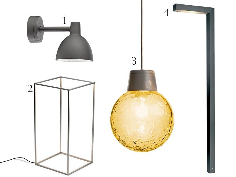 Løse lamper