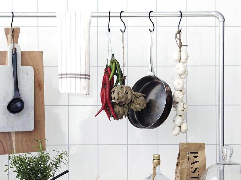 Kjøkken: Oppheng