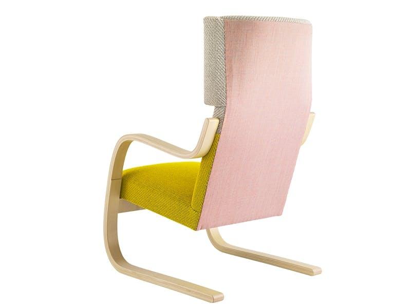 Nytt liv til gammel stol