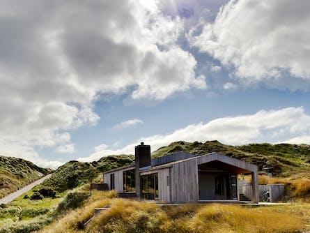 Perfekt plassert hytte