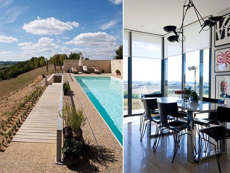 Nytt feriehus i Sør-Frankrike