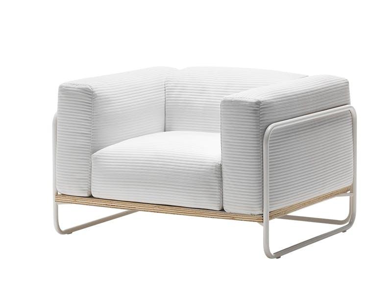 Lekker og komfortabel lenestol til uterommet
