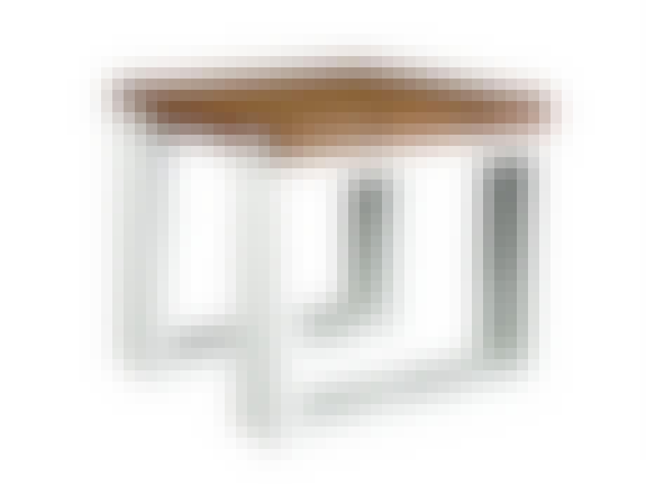 Krakk som kan brukes som bord