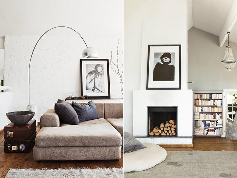 Stilsikkert og personlig hjem