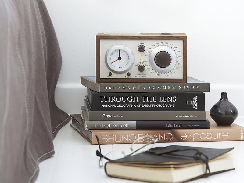 Smart og stilig radio med strømmefunksjon