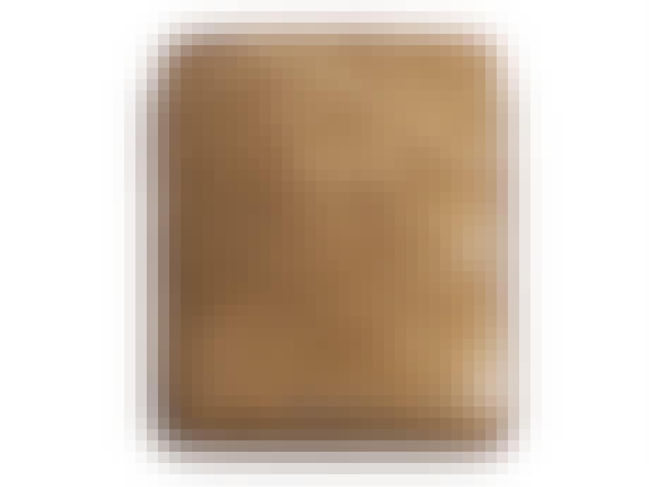 iPad-cover i brunt skinn