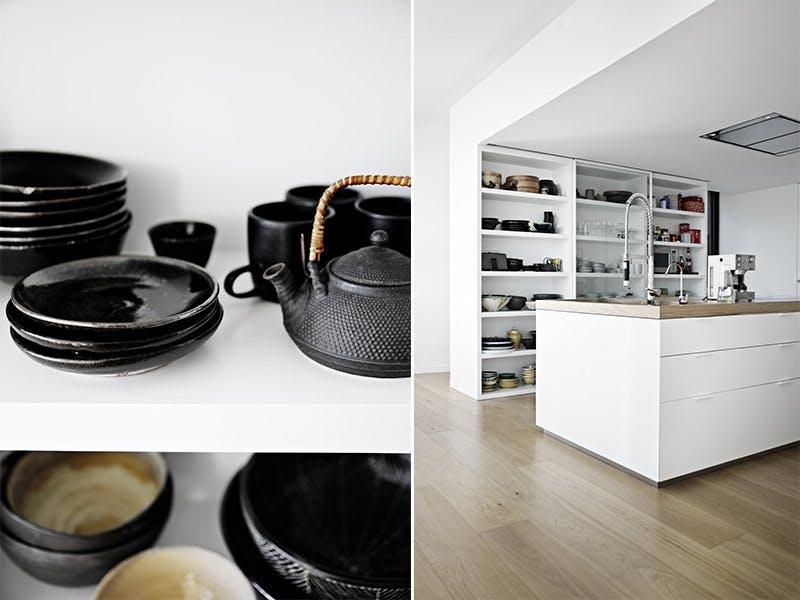 Åpne løsninger på kjøkkenet