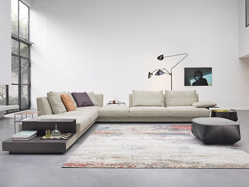 Stor drømmesofa med plass til alle