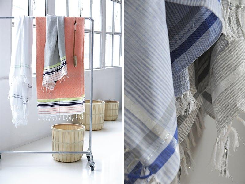 Lette og luftige håndklær