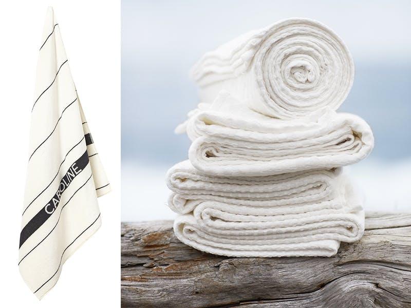 Klassiske håndklær