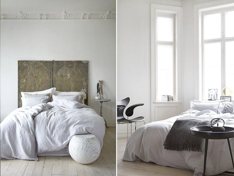 Morgenstund i sengen