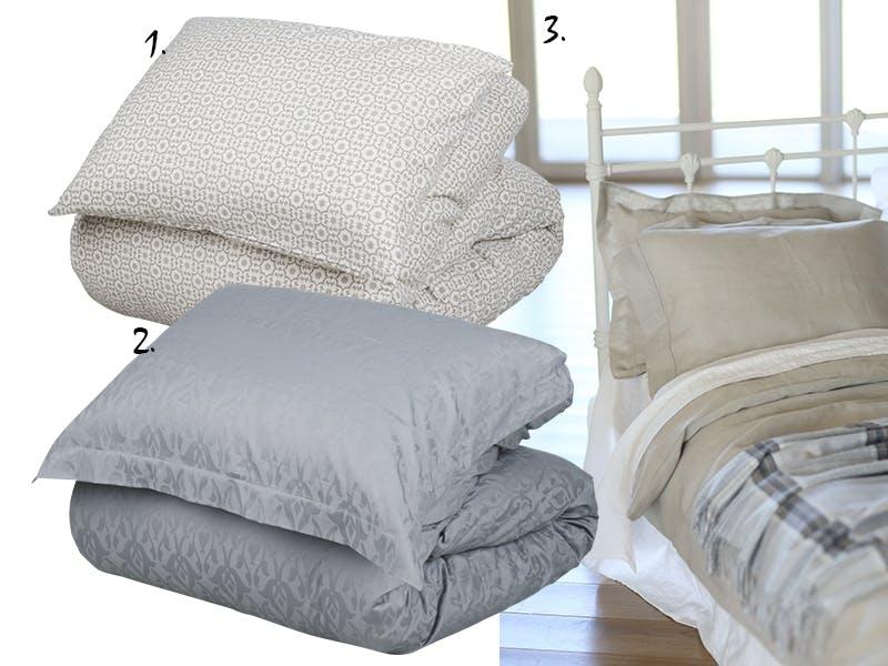 Vakkert sengetøy