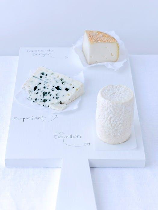 Gi et ferdig stylet ostefat