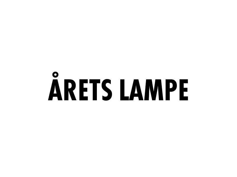 Årets lampe