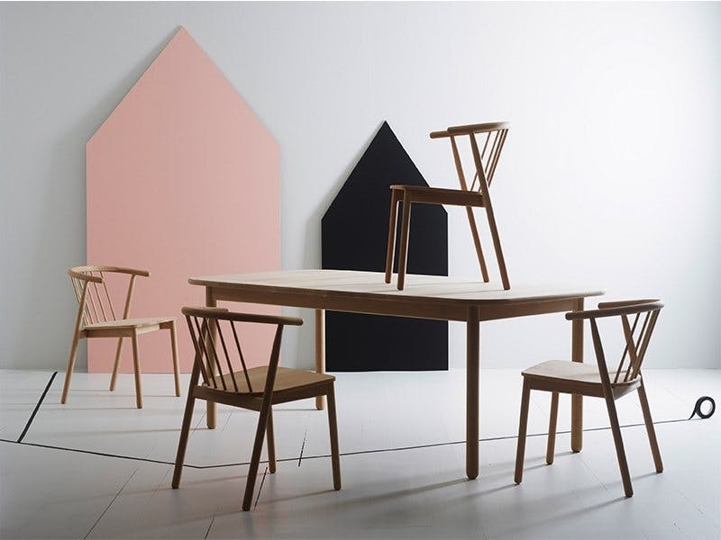Årets møbel er Vang av Andreas Engesvik, Oslo for Tonning
