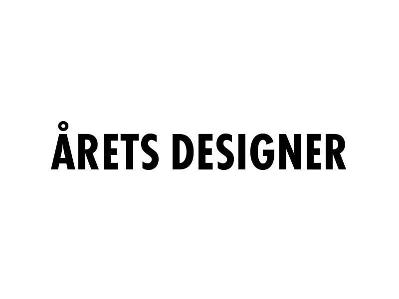 Årets designer