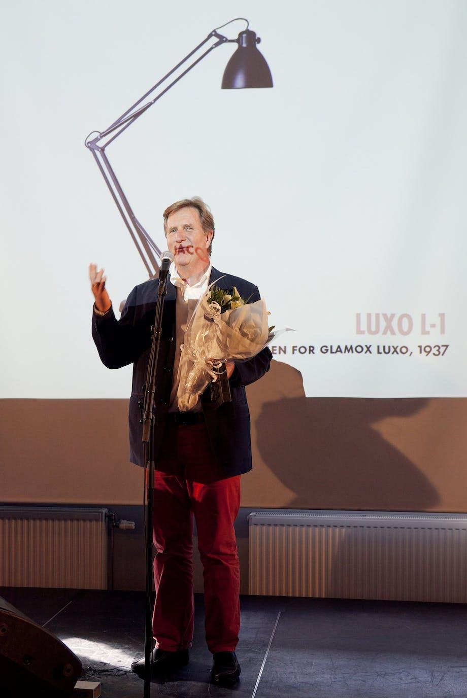 Vinneren av årets leserpris er Luxo L-1