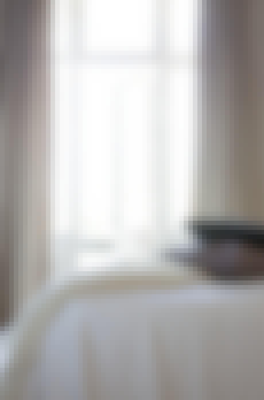 Lyst og lekkert på soverommet