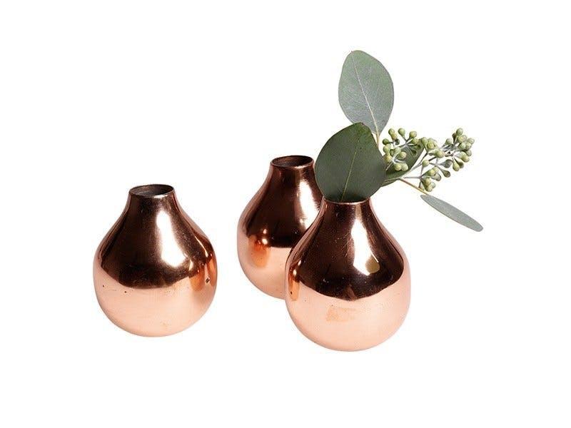 Pæreformet vase